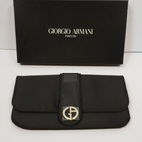 Giogio Armani parfums Clutch